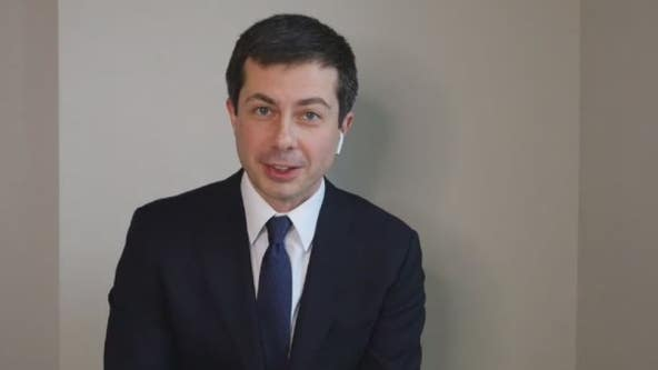 Pete Buttigieg talks about Biden administration's 'made in America' emphasis