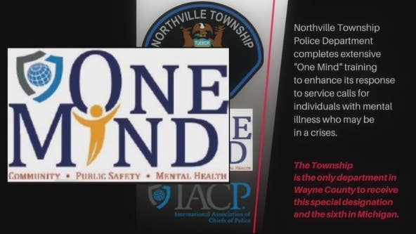 Northville Twp police take One Mind training for interactions with the mentally ill