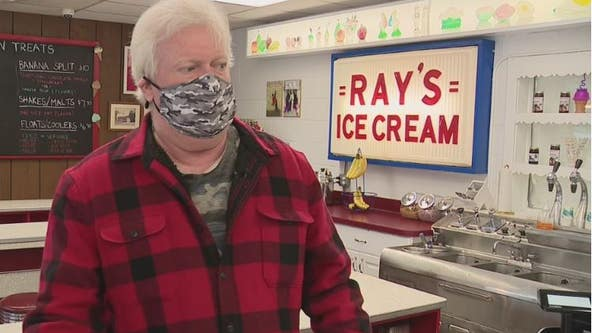 Community rallies around Royal Oak's Ray's Ice Cream, raising thousands to save it