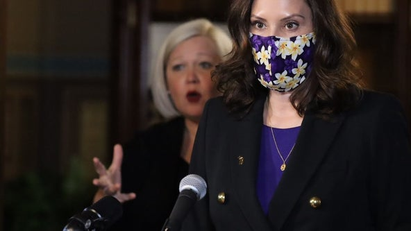 Gov. Gretchen Whitmer holding press conference with COVID-19 update Wednesday