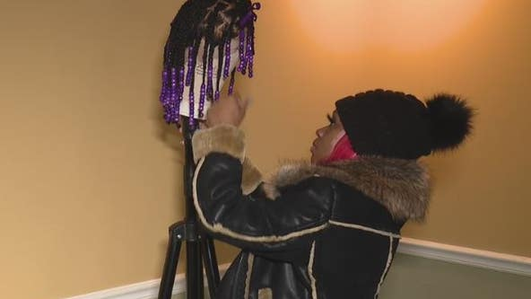 Wigmaker creates wigs to donate for children with hair loss