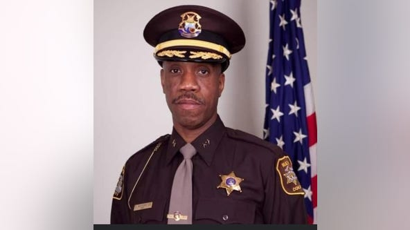 Wayne County appoints Deputy Chief Raphael Washington to sheriff