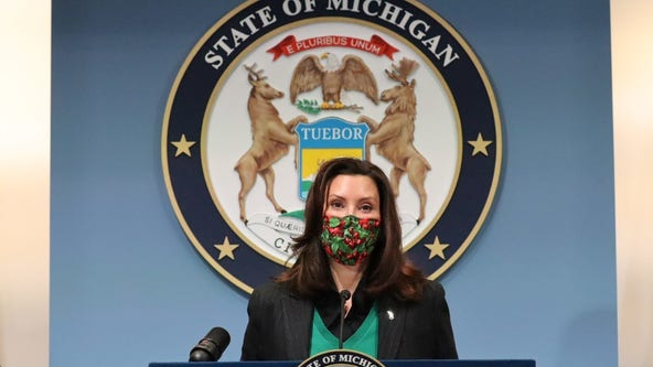 LIVE AT 1:30: Gov. Gretchen Whitmer gives COVID-19 update