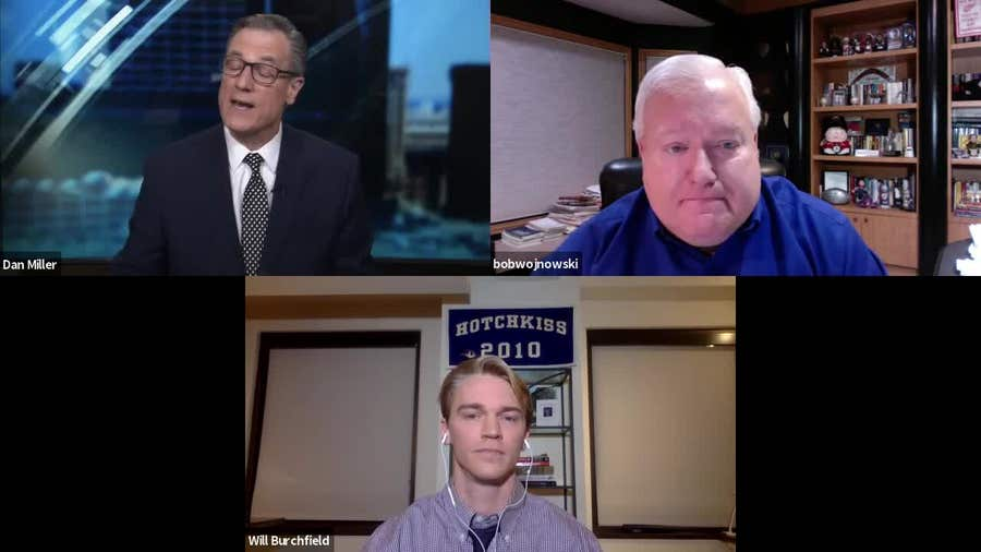 SportsWorks - 1-17-21 -- Dan sits down with Wojo and Burchie to talk Lions & NFL and Tim McCormick to chat college hoops