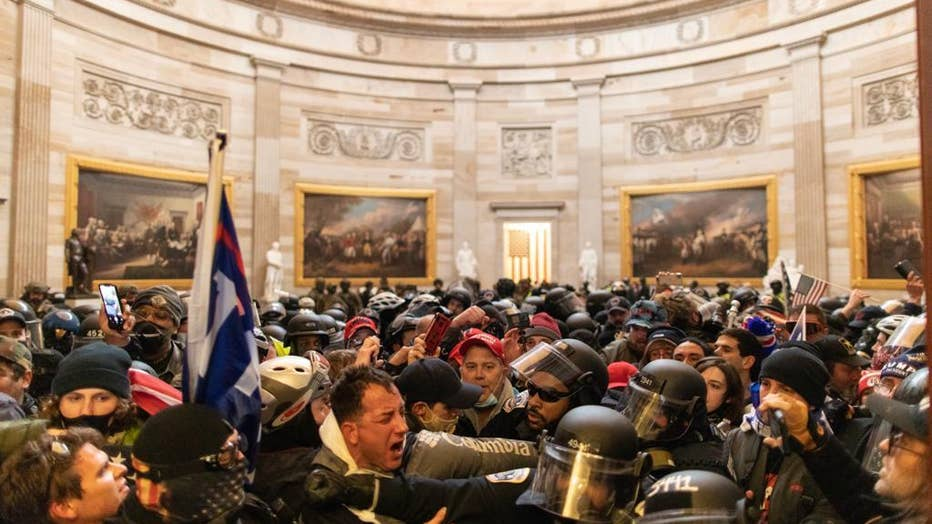 DC police: 4 died as Trump supporters stormed Capitol