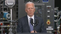 Pres. Joe Biden says once COVID is defeated, cancer is next