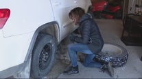 Jill of All Trades: Tips for safely changing out your tire