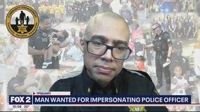 Washtenaw County Sheriffs investigate police impersonator