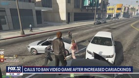 Illinois lawmakers want to ban 'Grand Theft Auto' amid spike in carjackings