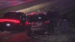 Witness who helped shooting victims on I-96 describes chaotic scene