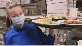 Antonio's, Roman Village give back to employees, splitting 50 percent of sales for day