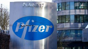 Pfizer breaks ground on new pharmaceutical production facility