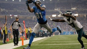 Calvin Johnson is selected to the Pro Football Hall of Fame