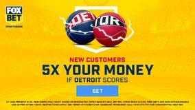 FOX Bet of the Week: 5X your money if the Pistons score