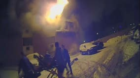 Bodycam video shows deputies pulling residents from burning Mount Clemens apartment