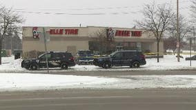 Troy Police say man dead outside Belle Tire was stabbed to death