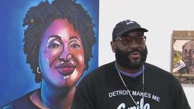 The Souls of Black Folk art exhibit makes history at Scarab Club in Detroit