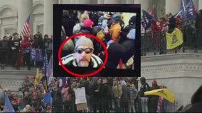 Michigan man took selfie inside U.S. Capitol during riot