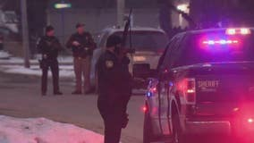 Barricaded suspect shot in Garden City after hourslong standoff