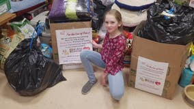 13-year-old has raised thousands for low cost animal spay and neuter center in Macomb County