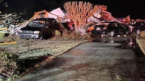 At least 3 killed, 10 injured in North Carolina tornado