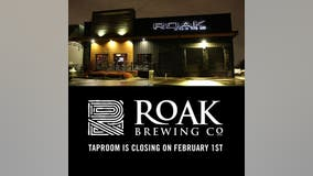 Roak Brewing in Royal Oak announces closing of taproom Feb. 1