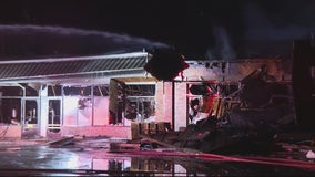 Brownstown Township Dollar General burns down in early morning blaze