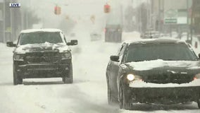 Coronavirus vaccine appointments getting disrupted by heavy snow