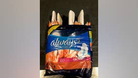 DTW Customs seize $60,000 hidden in disposable menstrual products