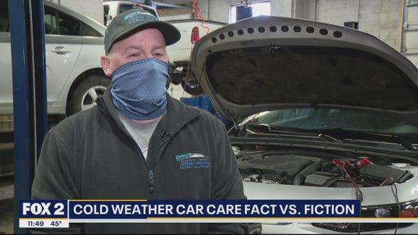 Fact vs. Fiction: Winter Driving