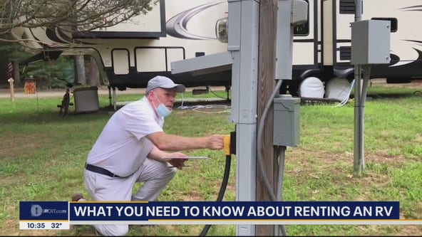 What you need to know about renting an RV