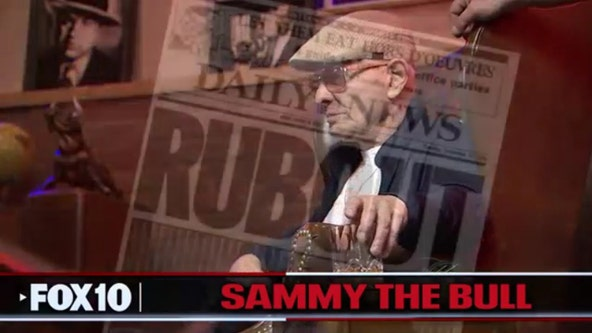 Sammy 'The Bull' unleashed: After prison, Gravano starts new life in Arizona, reflects on Mafia
