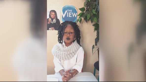 5-year-old Rosie goes viral for Black History month videos