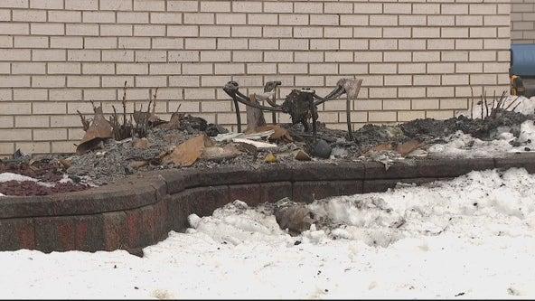 Bedridden mom dies in Sterling Heights house fire, ceiling falls on firefighter