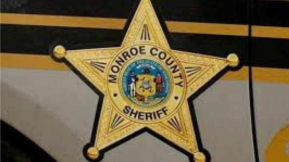 Woman in critical condition after vehicle plummets 24 feet into Monroe County river
