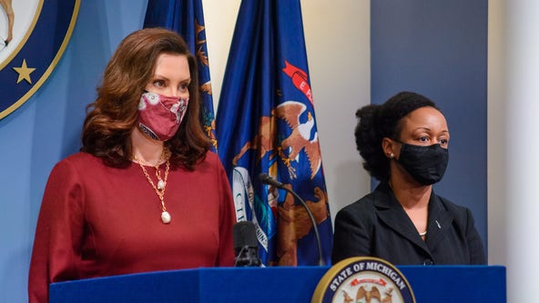Gov. Gretchen Whitmer to give COVID-19 update later this morning