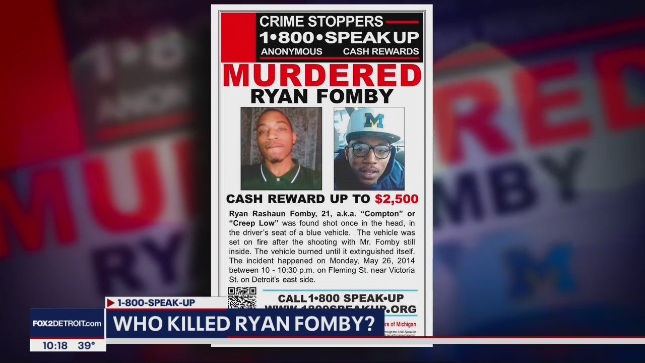 Crime Stoppers: Mother hasn't stopped searching for justice for slain son