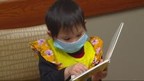 Despite pandemic kids can still access books for National Reading Month
