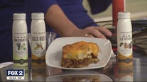 Hazel, Ravines and Downtown makes Shepherd's Pie and Mustard Sauce