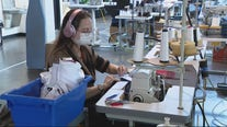 Detroit's Industrial Sewing and Innovation Center makes PPE and trains workers at same time