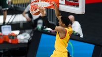 Maryland beats Michigan State 68-57 in Big Ten tournament