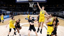 Inside job: Michigan goes to the paint to top FSU 76-58