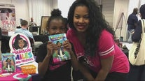 Meet the Detroit author whose critically-acclaimed series shows kids breaking barriers