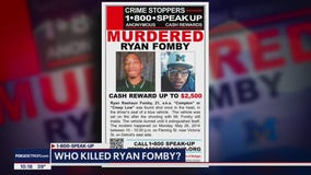 Crime Stoppers: Who killed Ryan Fomby