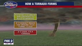 Severe Weather Awareness Week Tornado