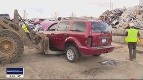 Fox E: Recycling Cars