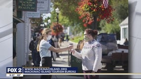 Mackinac Island is ready for summer travelers