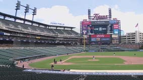 Opening Day 2.0: Detroit Tigers to play without capacity restrictions at Comerica Park Tuesday