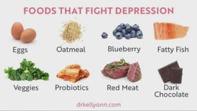 The foods that will help boost your mood and fight depression