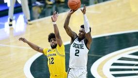 Watts, Henry lift Michigan State over No. 2 Michigan 70-64